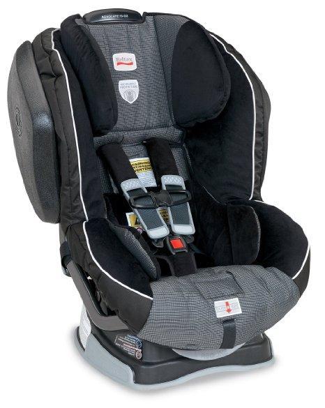 海淘安全座椅:Britax 百代适 Advocate 70-G3 儿童汽车