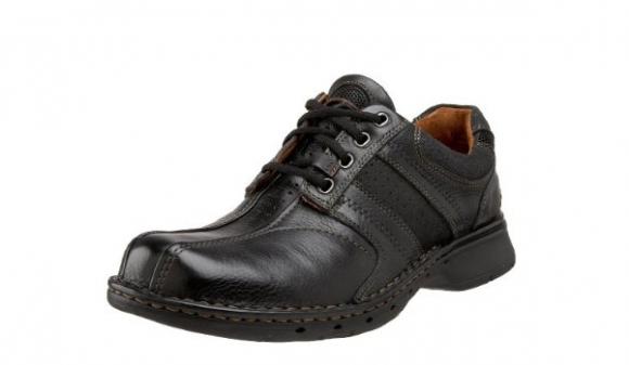 史低,Clarks Unstructured Un.Coil 其乐男式休闲皮鞋