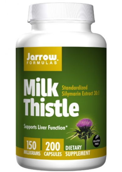 Jarrow Formulas Milk Thistle 杰诺奶蓟草精华