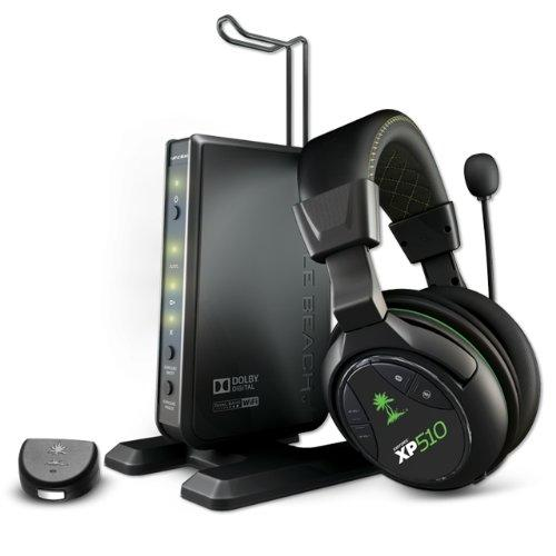 Turtle Beach PX510 乌龟海岸高级无线游戏耳机