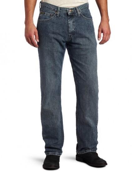LEE 李牌 Premium系列直筒牛仔裤