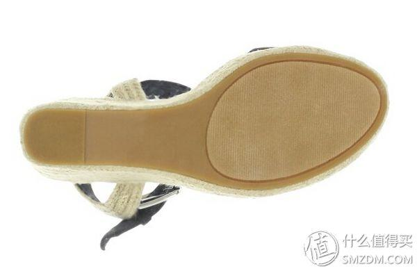 SKECHERS斯凯奇 Polka Dottie女款坡跟凉鞋