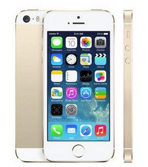iPhone 5S 16GB 银白/香槟金全新无锁版