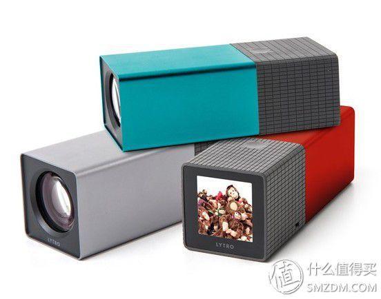 Lytro 光场相机 8G版(拍后对焦、官翻版)