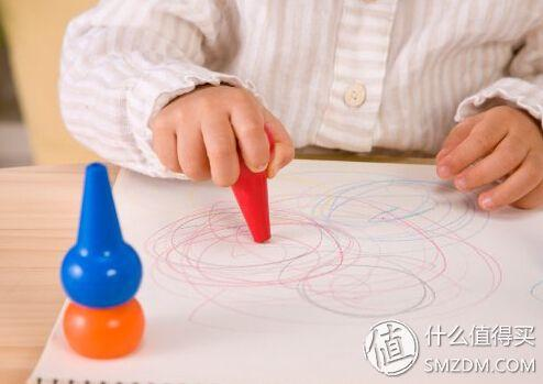 Baby Color 无毒安全积木蜡笔 12色