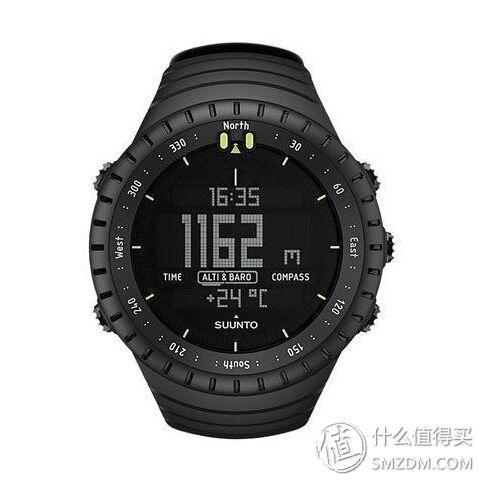 颂拓 Core 核心 All Black SS014279010 深黑铝户外腕表
