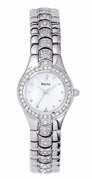 Bulova 宝路华 96T14 女款石英腕表